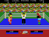 Champion Boxing Screenshot 3 (SC-3000/SG-1000)
