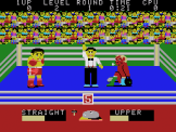 Champion Boxing Screenshot 8 (SC-3000/SG-1000)