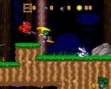 Dorke And Ymp Screenshot 3 (Super Nintendo (US Version))