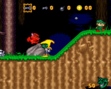 Dorke And Ymp Screenshot 4 (Super Nintendo (US Version))