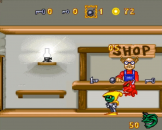 Dorke And Ymp Screenshot 13 (Super Nintendo (US Version))