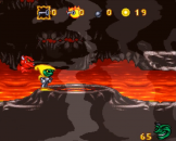 Dorke And Ymp Screenshot 23 (Super Nintendo (US Version))