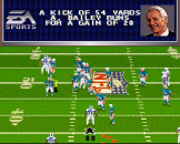 Madden NFL 98 Screenshot 5 (Super Nintendo (US Version))
