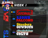 Madden NFL 98 Screenshot 10 (Super Nintendo (US Version))