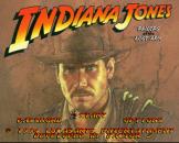 Indiana Jones Greatest Adventures Loading Screen For The Super Nintendo (EU Version)
