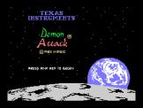 Demon Attack Screenshot 0 (TI99/4A)