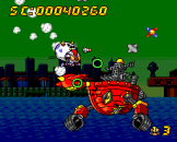 Air Zonk Screenshot 3 (PC Engine (EU Version)/TurboGrafix-16 (US Version))