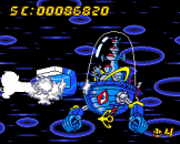 Air Zonk Screenshot 4 (PC Engine (EU Version)/TurboGrafix-16 (US Version))