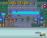 Air Zonk Screenshot 5 (PC Engine (EU Version)/TurboGrafix-16 (US Version))