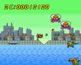 Air Zonk Screenshot 6 (PC Engine (EU Version)/TurboGrafix-16 (US Version))