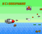 Air Zonk Screenshot 7 (PC Engine (EU Version)/TurboGrafix-16 (US Version))