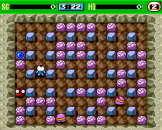 Bomberman '93 Screenshot 3 (PC Engine (EU Version)/TurboGrafix-16 (US Version))