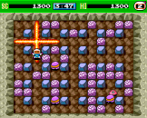 Bomberman '93 Screenshot 4 (PC Engine (EU Version)/TurboGrafix-16 (US Version))