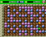 Bomberman '93 Screenshot 5 (PC Engine (EU Version)/TurboGrafix-16 (US Version))