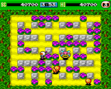 Bomberman '93 Screenshot 6 (PC Engine (EU Version)/TurboGrafix-16 (US Version))