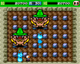 Bomberman '93 Screenshot 9 (PC Engine (EU Version)/TurboGrafix-16 (US Version))