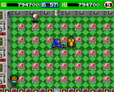 Bomberman '93 Screenshot 22 (PC Engine (EU Version)/TurboGrafix-16 (US Version))