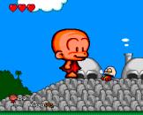 Bonk 3: Bonk's Big Adventure Screenshot 4 (PC Engine (EU Version)/TurboGrafix-16 (US Version))