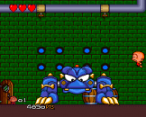 Bonk 3: Bonk's Big Adventure Screenshot 9 (PC Engine (EU Version)/TurboGrafix-16 (US Version))
