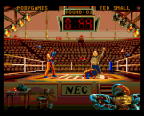 Andre Panza Kick Boxing Screenshot 4 (PC Engine (EU Version)/TurboGrafix-16 (US Version))