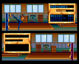 Andre Panza Kick Boxing Screenshot 6 (PC Engine (EU Version)/TurboGrafix-16 (US Version))