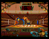 Andre Panza Kick Boxing Screenshot 8 (PC Engine (EU Version)/TurboGrafix-16 (US Version))