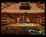 Andre Panza Kick Boxing Screenshot 9 (PC Engine (EU Version)/TurboGrafix-16 (US Version))