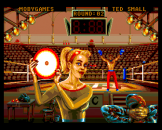 Andre Panza Kick Boxing Screenshot 10 (PC Engine (EU Version)/TurboGrafix-16 (US Version))