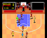 TV Sports Basketball Screenshot 3 (PC Engine (EU Version)/TurboGrafix-16 (US Version))