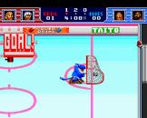 Hit The Ice Screenshot 6 (PC Engine (EU Version)/TurboGrafix-16 (US Version))