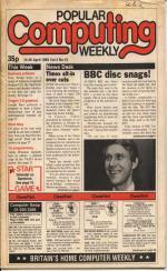 Popular Computing Weekly #51 Page 1