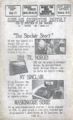 Sinclair Computing Monthly #5 Page 1