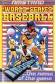 World Series Baseball (Cassette) For The Amstrad CPC464