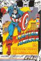 "Captain America (3"" Disc) For The Amstrad CPC464"