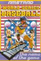 World Series Baseball (Cassette) For The Amstrad CPC464