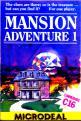 Adventure 1 - Mansion (Cassette) For The Commodore 16/Plus 4