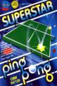 Superstar Ping Pong (Cassette) For The Commodore 64/128
