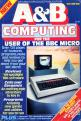 A&B Computing 1.01 (Magazine) For The BBC/Electron