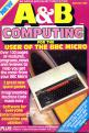 A&B Computing 1.03 (Magazine) For The BBC/Electron