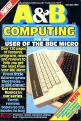 A&B Computing 1.04 (Magazine) For The BBC/Electron