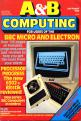 A&B Computing 1.08 (Magazine) For The BBC/Electron