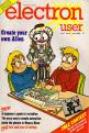 Electron User 1.09 (Magazine) For The Acorn Electron