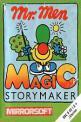Mr. Men Magic Storymaker (Cassette) For The BBC/Electron