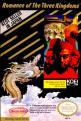Romance Of The Three Kingdoms (ROM Cart) For The Nintendo (US Version)