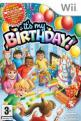 It's My Birthday (Nintendo Wii Disc) For The Nintendo Wii (EU Version)