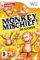 Monkey Mischief! (Nintendo Wii Disc) For The Nintendo Wii (EU Version)