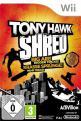 Tony Hawk: Shred (Nintendo Wii Disc) For The Nintendo Wii (EU Version)