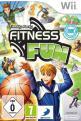 Family Party: Fitness Fun (Nintendo Wii Disc) For The Nintendo Wii (EU Version)