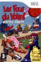 Les Fous Du Volant: Battle Party (Nintendo Wii Disc) For The Nintendo Wii (EU Version)