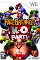 FaceBreaker K.O. Party (Nintendo Wii Disc) For The Nintendo Wii (EU Version)
